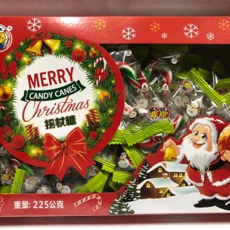 聖誕小拐杖糖(盒)
